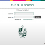 The Ellis School Standard Login