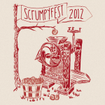 Scrumpyfest 2012 Social Media Image
