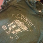 Scrumpyfest 2012 T-Shirt