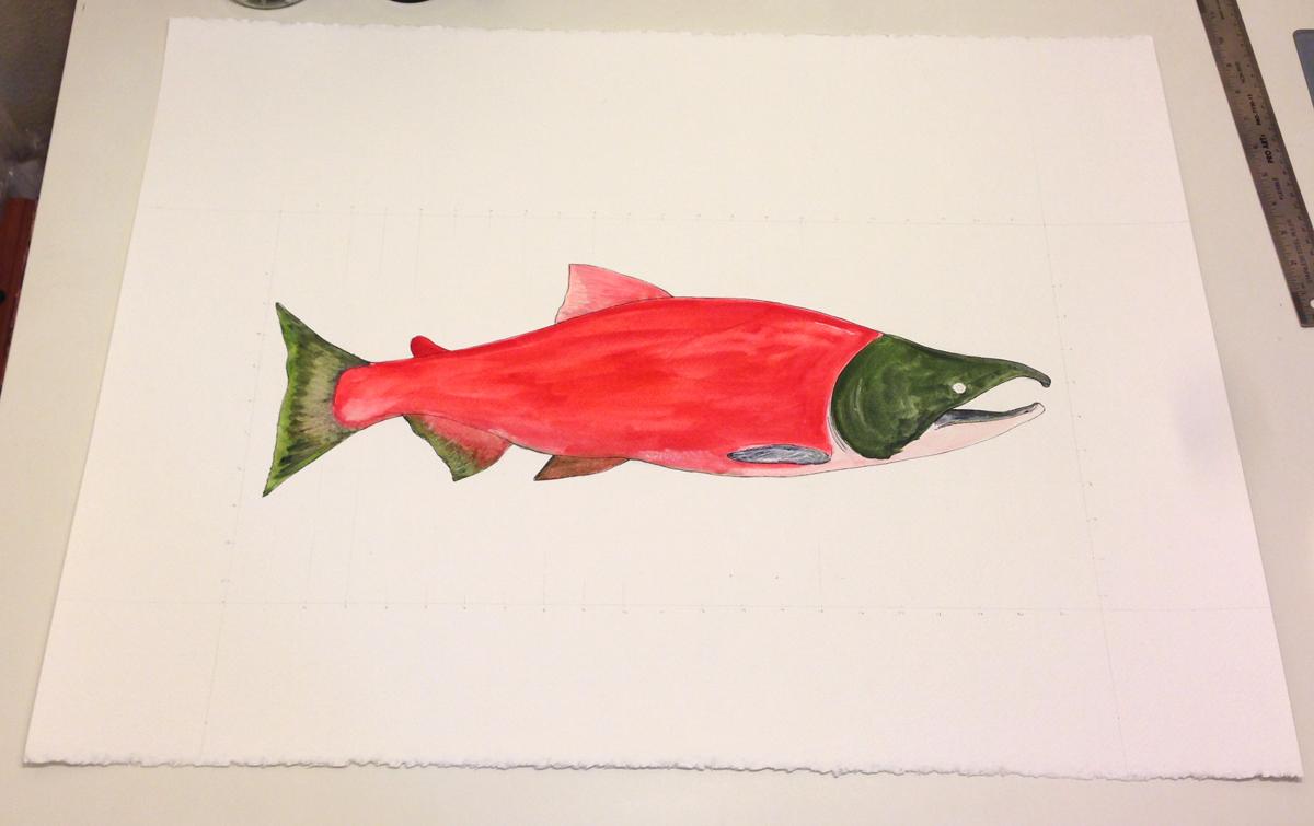 watercolor | Stephanie Weatherford\'s Portfolio